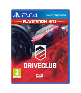 PS4 Hits Driveclub