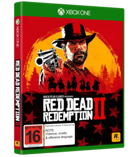 GAME RED DEAD REDEMPTION 2//XBOX ONE 222890 MICROSOFT