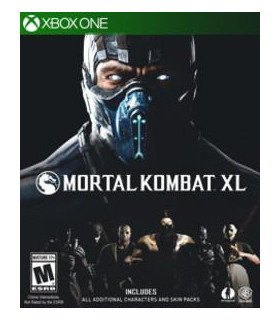 GAME MORTAL KOMBAT XL//XBOX ONE 214701 MICROSOFT