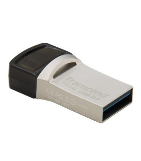 MEMORY DRIVE FLASH USB3 16GB/890 TS16GJF890S TRANSCEND