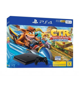 PLAYSTATION 4 CONSOLE 500GB/SLIM BK CRASH TEAM RACING SONY