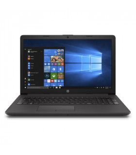 HP 250 G7 - i3-8130U, 4GB, 256GB NVMe SSD, 15 6 HD AG, US keyboard, DVD-RW, Dark Ash, DOS, 2 years