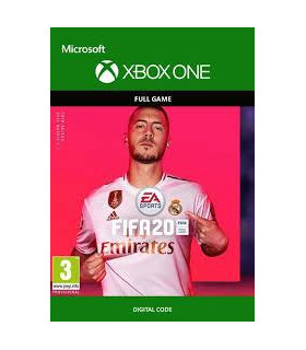 GAME FIFA20//XBOX ONE MICROSOFT
