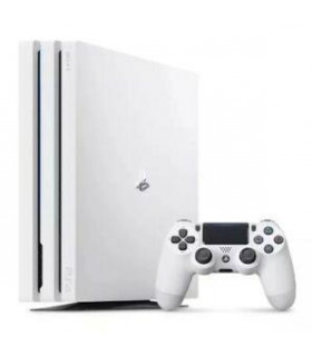 PLAYSTATION 4 CONSOLE 1TB PRO/WHITE CUH-7216B SONY