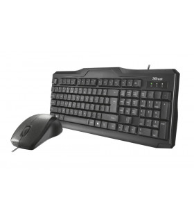 KEYBOARD +MOUSE OPTICAL/CLASSICLINE 21392 TRUST