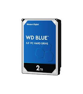 HDDWESTERN DIGITALBlue2TBSATA 3 0256 MB5400 rpm3,5 WD20EZAZ