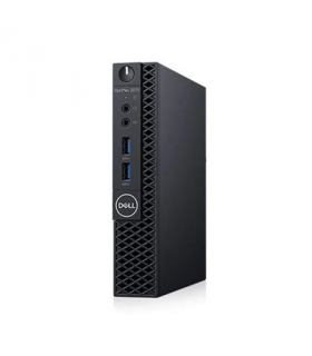Dell OptiPlex 3070 Micro i5-9500T/8GB/256GB/HD/Win10 Pro/No kbd/No Mouse/3Y Basic NBD OnSite