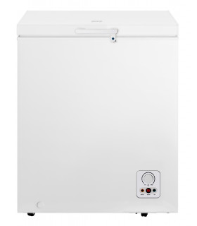 FH151W, Chest freezer, 150L, A+