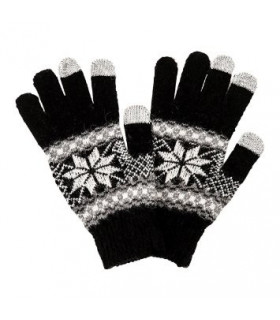Touch Screen Gloves-Black