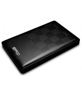 Silicon Power external hard drive Diamond D03 1TB, black