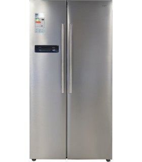 BK-689SAS Side by side, 527L, A+, Inox