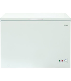 BS-384SAW BERK, Chest freezer, 295L, A+ white