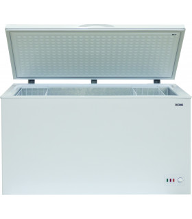 BS-546SAW BERK, Chest freezer, 420, A+ white