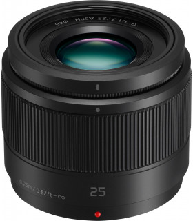 Panasonic Lumix G 25mm f/1 7 ASPH  lens