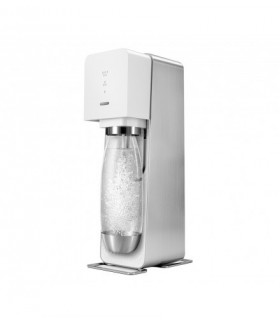 SODASTREAM SOURCE White/Metal