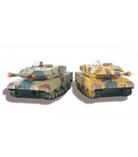 Tank Battle Set Leopard II 2,4 Ghz