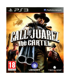PS3 Call Of Juarez The Cartel