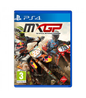 PS4 MXGP The Official Motocross Videogame