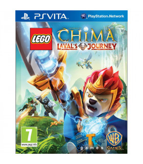 PSV Lego Legends Of Chima Lavals Journey