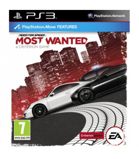 PS3 Need For Speed Most Wanted Move