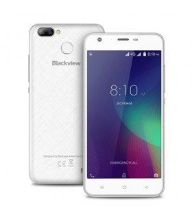 Smartphone  BLACKVIEW  A7 Pro  16 GB  White  3G  LTE  OS Android 7 0  Screen  5   720 x 1280  IPS-LCD  Dual SIM  1xAudio-Out  1