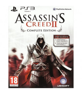 PS3 Assassins Creed 2 GOTY