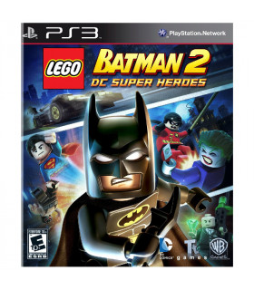 PS3 Lego Batman 2 DC Super Heroes