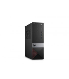 PC  DELL  Vostro  3268  SFF  CPU Core i5  i5-7400  3000 MHz  RAM 8GB  DDR4  2400 MHz  SSD 256GB  Graphics card Intel HD Graphic