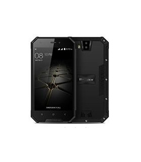 Smartphone  BLACKVIEW  BV4000 Pro  16 GB  Black  3G  OS Android 7 0  Screen  4 7   720 x 1280  IPS-LCD  Dual SIM  2xMicro-SIM c