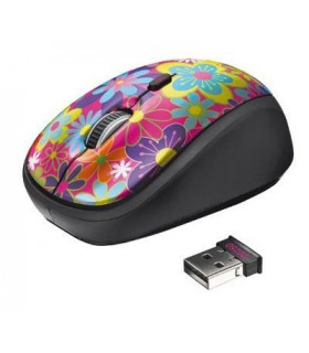 MOUSE USB OPTICAL WRL YVI/FLPW 20250 TRUST