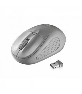 MOUSE USB OPTICAL WRL PRIMO/GREY 20785 TRUST