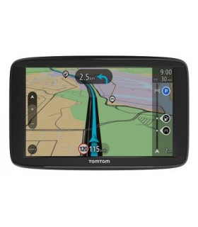 CAR GPS NAVIGATION SYS 6 /START 62 1AA6 002 02 TOMTOM