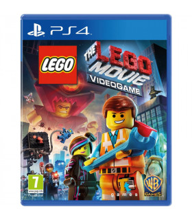 PS4 Lego Movie The Videogame