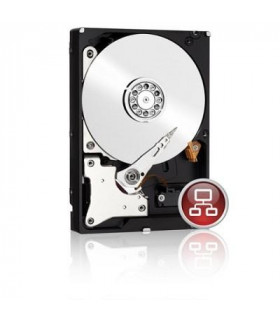 HDD  WESTERN DIGITAL  Red  1TB  SATA 3 0  64 MB  IntelliPower rpm  3,5   WD10EFRX