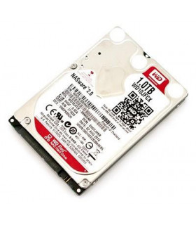 HDD  WESTERN DIGITAL  Red  1TB  SATA 3 0  16 MB  IntelliPower rpm  2,5   Thickness 9 5mm  WD10JFCX