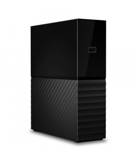 External HDD  WESTERN DIGITAL  My Book  4TB  USB 3 0  Black  WDBBGB0040HBK-EESN