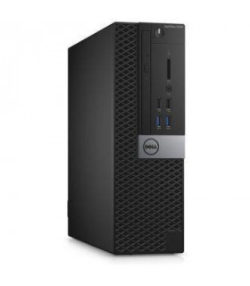 PC  DELL  OptiPlex  3050-SFF  SFF  CPU Core i3  i3-7100  3900 MHz  RAM 4GB  DDR4  2400 MHz  SSD 128GB  Graphics card Intel HD G