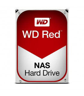 HDD  WESTERN DIGITAL  Red  10TB  SATA 3 0  256 MB  5400 rpm  3,5   WD100EFAX