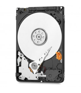 HDD  WESTERN DIGITAL  Blue  2TB  SATA 3 0  128 MB  5400 rpm  2,5   Thickness 7mm  WD20SPZX