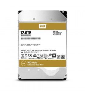 HDD  WESTERN DIGITAL  Gold  12TB  SATA 3 0  256 MB  7200 rpm  3,5   WD121KRYZ