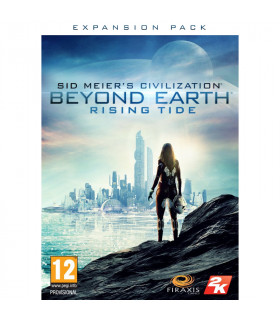 PC SID MEIER'S CIVILIZATION-BEYOND EARTH RIS TIDE