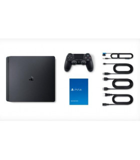 PLAYSTATION 4 CONSOLE 500GB/SLIM BLACK SONY