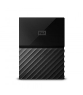 External HDD  WESTERN DIGITAL  My Passport  2TB  USB 3 0  Colour Black  WDBS4B0020BBK-WESN