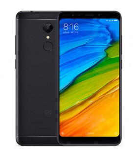 Smartphone  XIAOMI  Redmi 5  16 GB  Black  3G  LTE  OS Android  Screen  5 7   720 x 1440  IPS-LCD  Dual SIM  1xAudio-Out  1xMic