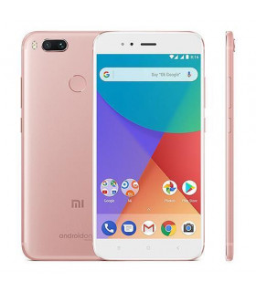Smartphone  XIAOMI  Mi A1  32 GB  Rose Gold  3G  LTE  OS Android  Screen  5 5   1080 x 1920  IPS-LCD  Dual SIM  1xUSB type C  1