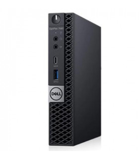 PC  DELL  OptiPlex  7060  Business  Micro  CPU Core i5  i5-8500T  2100 MHz  RAM 16GB  DDR4  2666 MHz  SSD 256GB  Graphics card