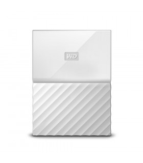 External HDD  WESTERN DIGITAL  My Passport  2TB  USB 3 0  Colour White  WDBS4B0020BWT-WESN