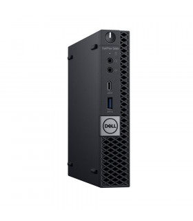 PC  DELL  OptiPlex  5060  Business  MicroTower  CPU Core i3  i3-8100T  3100 MHz  RAM 4GB  DDR4  2666 MHz  SSD 128GB  Graphics c