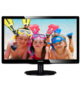 PHILIPS 220V4LSB  22&quot  LED/16:10/1680x1050/250cdm2/5ms/H-170