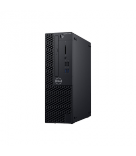 Dell OptiPlex 3060 SFF i3-8100/8GB/256GB/HD/Win10 Pro/Eng kbd+mouse/3Y Basic NBD OnSite